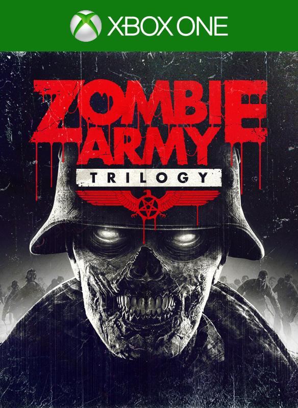 Zombie Army Trilogy boxshot
