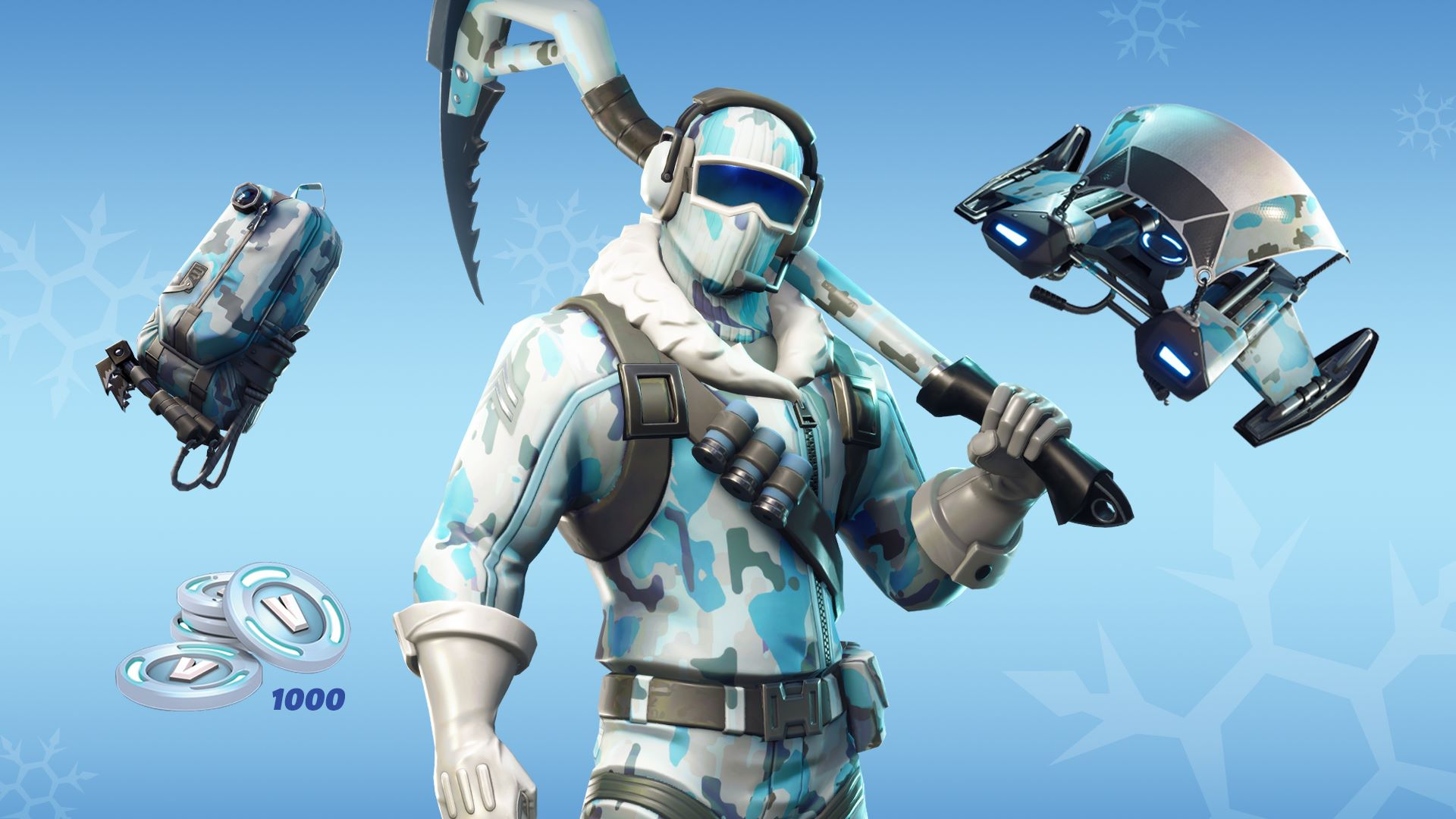 Fortnite Frozen Legends Pack Price | Fortnite Battle Royale
