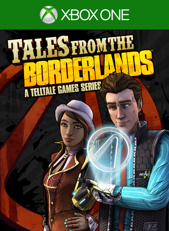 Tales from the Borderlands - Complete Season boxshot