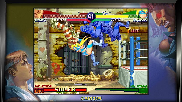 Street Fighter 30th Anniversary Collection Street Fighter Alpha 3