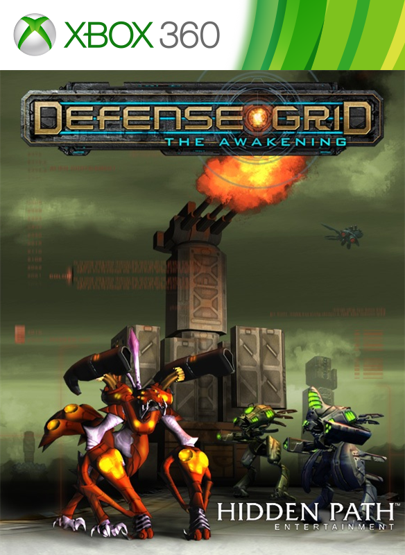 Defense Grid boxshot