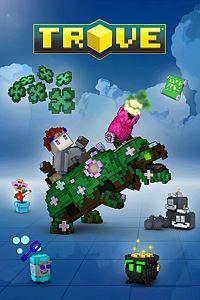Carátula para el juego Trove - Botanical Blaster de Xbox 360