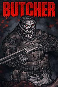 Carátula del juego BUTCHER
