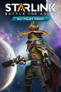 Carátula para el juego Starlink: Battle for Atlas - Eli Pilot Pack de Xbox 360