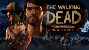 The Walking Dead: A New Frontier - Episode 1 Art