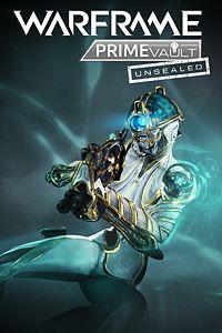 Carátula del juego Warframe: Prime Vault – Mag Prime