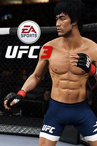 Carátula del juego EA SPORTS UFC 3 - Bruce Lee Bantamweight