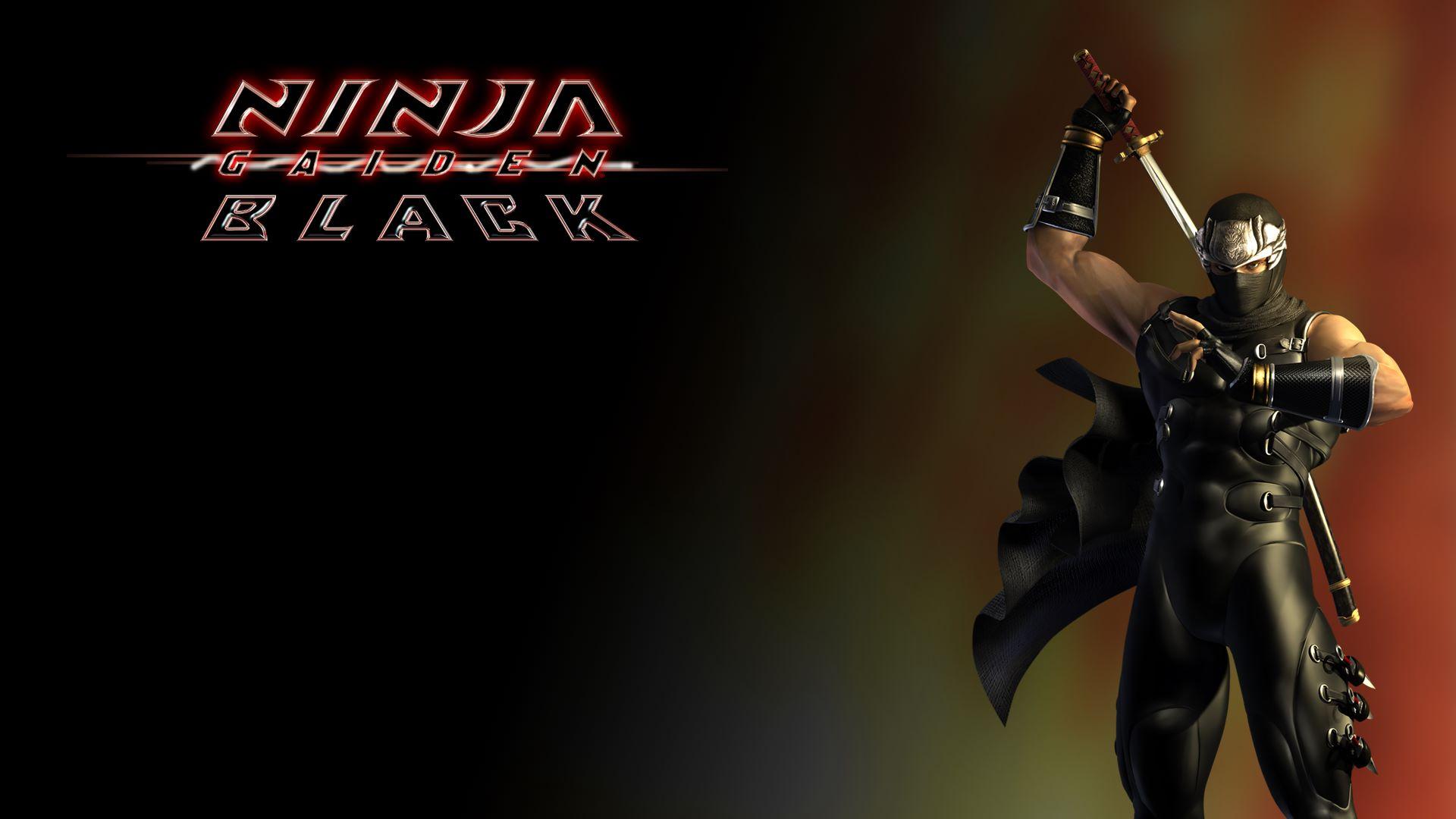 Buy Ninja Gaiden Black