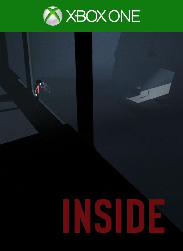 INSIDE boxshot