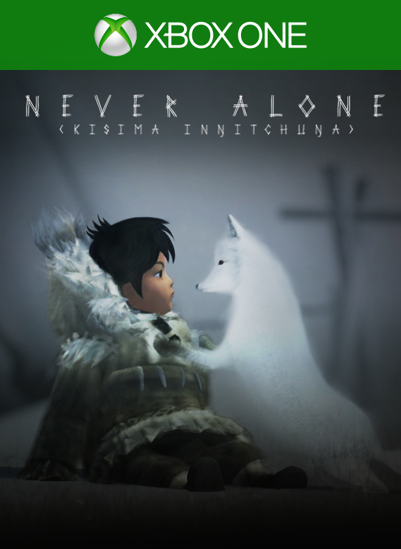Never Alone boxshot