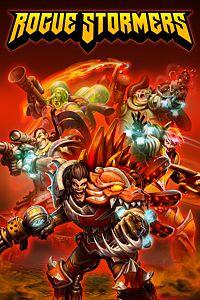 Carátula para el juego Rogue Stormers de Xbox 360
