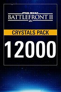 Carátula del juego STAR WARS Battlefront II: 12000 Crystals