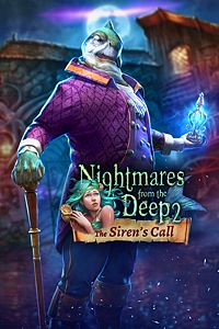 Carátula del juego Nightmares from the Deep 2: The Siren's Call de Xbox One