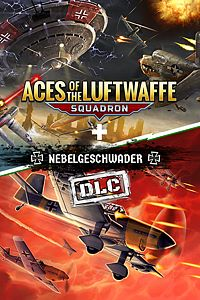 Carátula del juego Aces of the Luftwaffe Squadron - Extended Edition