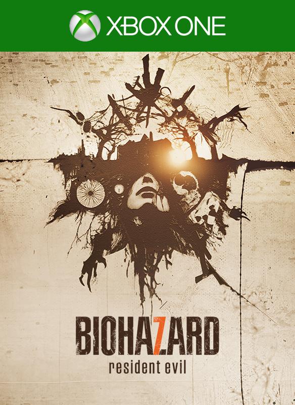 BIOHAZARD 7 resident evil プレオーダー boxshot