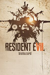 Carátula para el juego RESIDENT EVIL 7 biohazard de Xbox 360