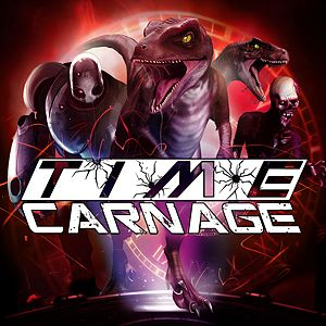 Time Carnage Xbox One