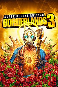 Carátula del juego Borderlands 3 Super Deluxe Edition Pre-Order