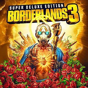 보더랜드 3 슈퍼 디럭스 에디션 예약 구매 Xbox One