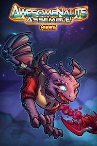 Carátula del juego Nibbs - Awesomenauts Assemble! Character de Xbox One