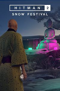 Carátula del juego HITMAN 2 - Snow Festival