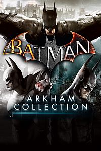 Carátula del juego Batman: Arkham Collection