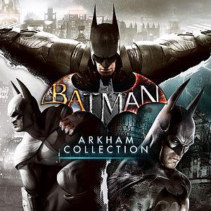 Batman: Коллекция Аркхема Xbox One
