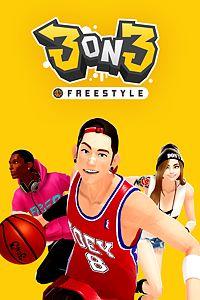 Carátula del juego 3on3 FreeStyle