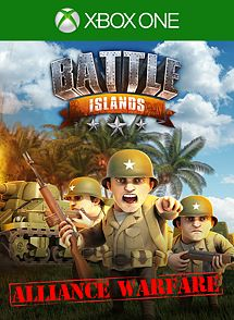 Battle Islands imagem da caixa