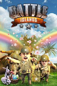 Carátula del juego Battle Islands