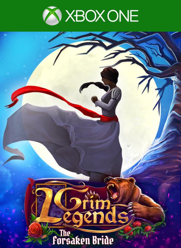 Grim Legends: The Forsaken Bride boxshot