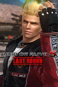 Carátula del juego DEAD OR ALIVE 5 Last Round Character: Jacky