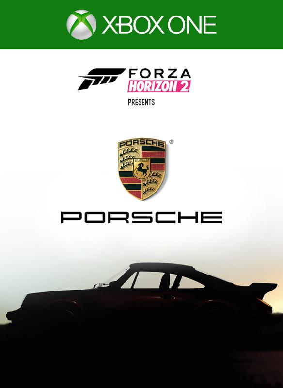 Forza Horizon 2 Porsche Expansion boxshot