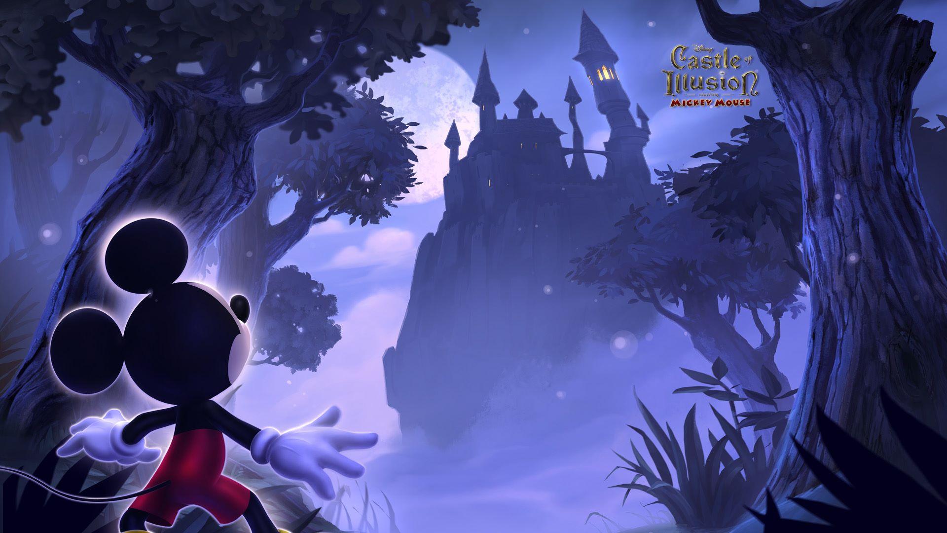 Resultado de imagen de castle of illusion