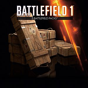 Battlefield™ 1 Battlepacks x 5 Xbox One