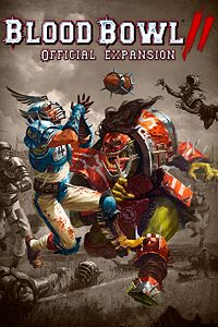Carátula del juego Blood Bowl 2: Official Expansion
