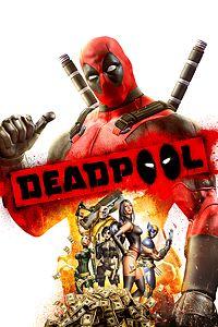 Carátula para el juego Deadpool de Xbox 360