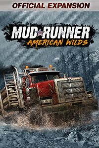 Carátula del juego MudRunner - American Wilds Expansion