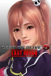 Carátula del juego DOA5LR: Core Fighters - Character: Honoka