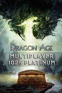 Carátula del juego Dragon Age Multiplayer 1025 Platinum