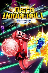 Carátula del juego Disco Dodgeball - REMIX para Xbox One