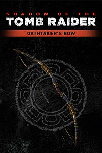 Shadow of the Tomb Raider - Weapon: Oathtaker's Bow