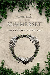 Carátula del juego The Elder Scrolls Online: Summerset Collector's Edition
