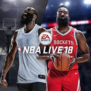 NBA LIVE 18:  The One Edition Xbox One