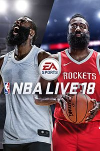 Carátula del juego NBA LIVE 18: The One Edition para Xbox One