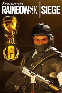 Carátula del juego Tom Clancy's Rainbow Six Siege: Pro League Echo Set