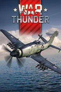 Carátula del juego War Thunder - Wyvern Pack