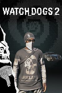 Carátula del juego Watch Dogs2 - Home Town Pack