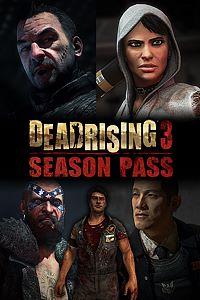 Carátula del juego Dead Rising 3 Season Pass de Xbox One