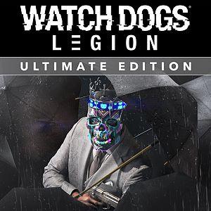 ウォッチドッグス レギオン:アルティメットエディション Xbox One